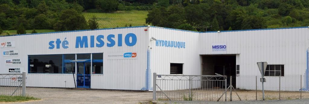 Bâtiment Missio Hydraulique