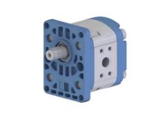 Pompe hydraulique développée par Missio