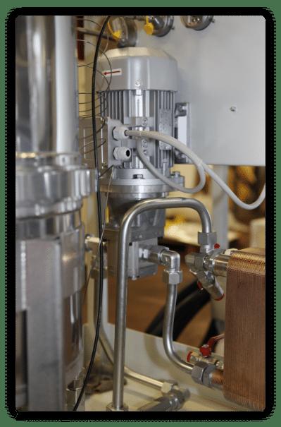 Études et réalisations d'équipements hydraulique