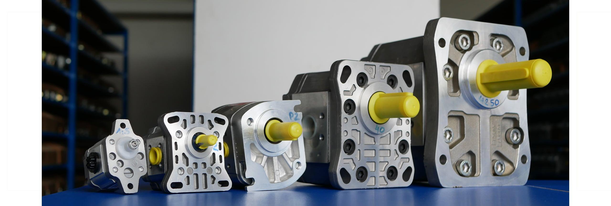 Pompes et moteurs hydrauliques HPI JTEKT - Missio Hydraulique